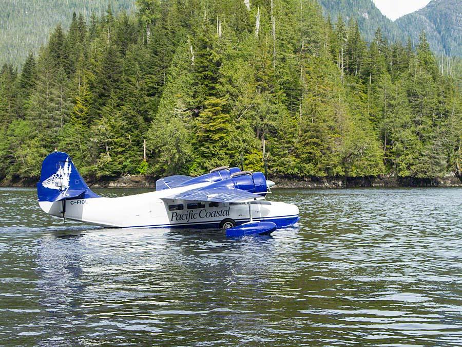 Pacific Coastal Goose seaplane